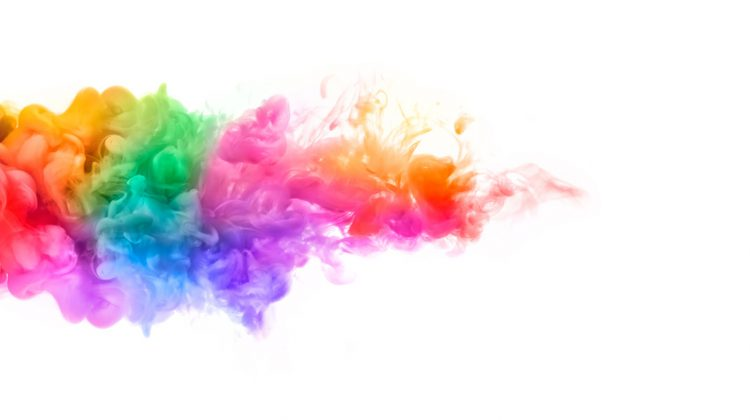 Mixed color Explosion